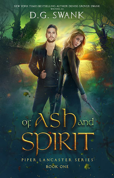 Of Ash and Spirit - urban fantasy by DG Swank